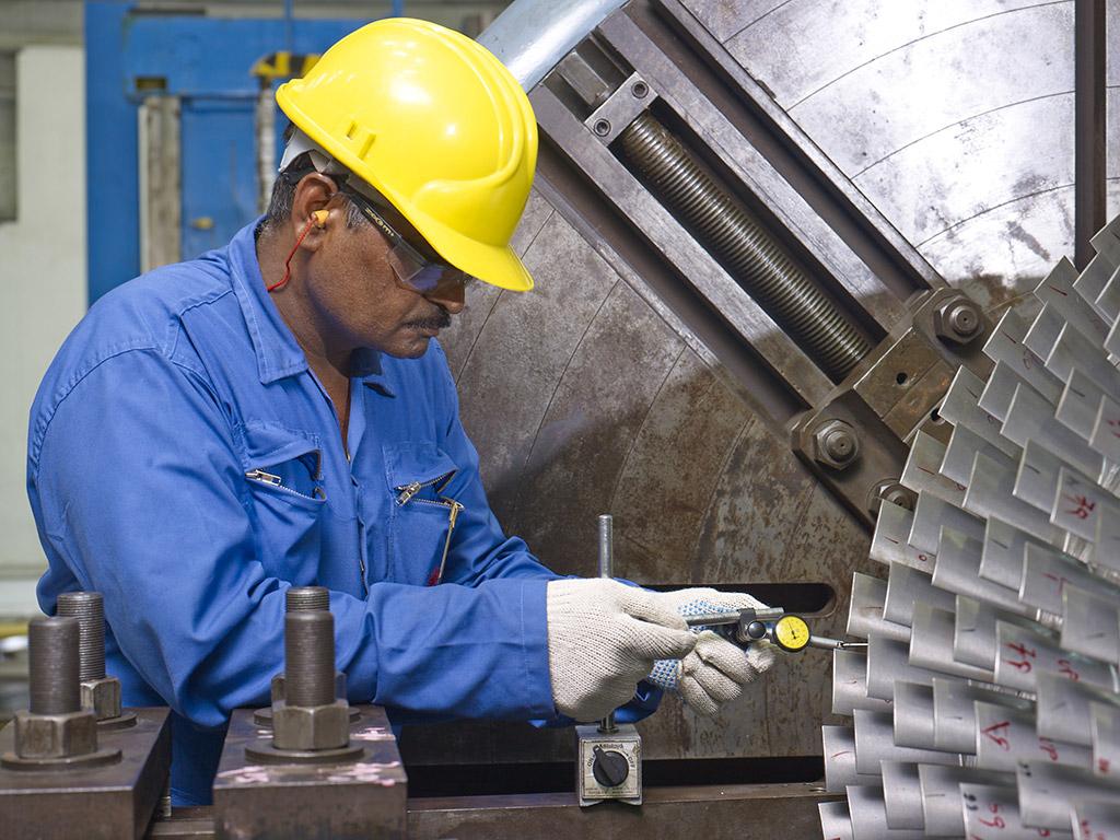 Skoda Steam Turbine Ppt On Industrial Training In Bhel